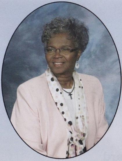 Rev. Dr. Charlotte Abram
